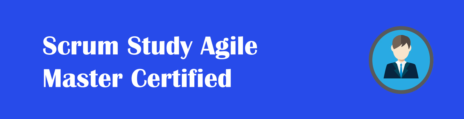 scrum study agile master certification